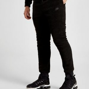 Nike Tech Sherpa Verryttelyhousut Musta