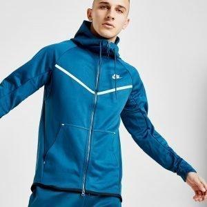 Nike Tech Windrunner Signal Huppari Laivastonsininen