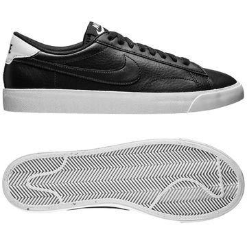 Nike Tennis Classic AC Musta/Valkoinen