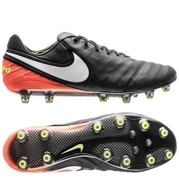 Nike Tiempo Legend 6 AG-PRO Dark Lightning Pack Musta/Valkoinen/Oranssi