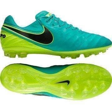 Nike Tiempo Legend 6 AG Turkoosi/Musta/Neon/Volt