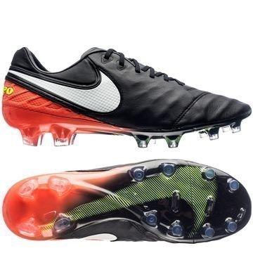 Nike Tiempo Legend 6 FG Dark Lightning Pack Musta/Valkoinen/Oranssi