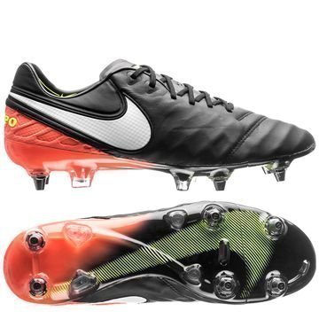 Nike Tiempo Legend 6 SG-PRO Dark Lightning Pack Musta/Valkoinen/Oranssi