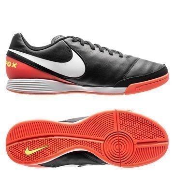 Nike TiempoX Genio II IC Dark Lightning Pack Musta/Valkoinen/Oranssi