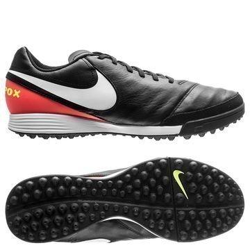 Nike TiempoX Genio II TF Dark Lightning Pack Musta/Valkoinen/Oranssi