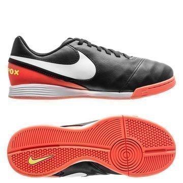 Nike TiempoX Legend 6 IC Dark Lightning Pack Musta/Valkoinen/Oranssi Lapset
