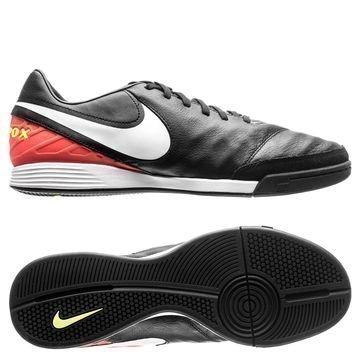 Nike TiempoX Mystic V IC Dark Lightning Pack Musta/Valkoinen/Oranssi