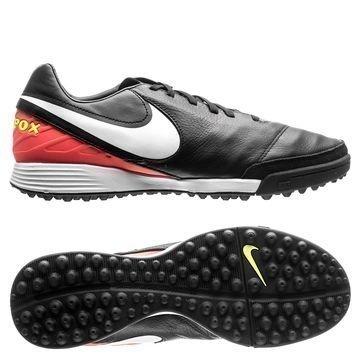 Nike TiempoX Mystic V TF Dark Lightning Pack Musta/Valkoinen/Oranssi