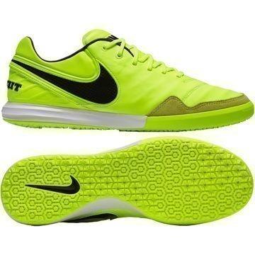 Nike TiempoX Proximo IC Radiation Flare Neon/Musta