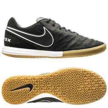 Nike TiempoX Proximo Nahka IC Tech Craft Pack 2.0 Musta/Hopea
