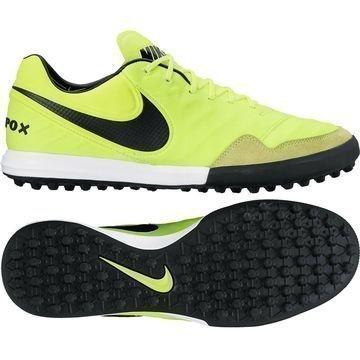 Nike TiempoX Proximo TF Radiation Flare Neon/Musta