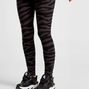 Nike Tiger Camo Leggings Musta