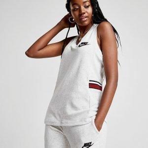 Nike Towel Stripe Tank Top Harmaa