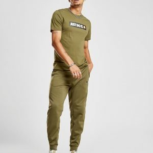 Nike Train Poly Track Pants Vihreä