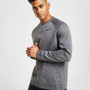 Nike Training Crew Sweatshirt Harmaa
