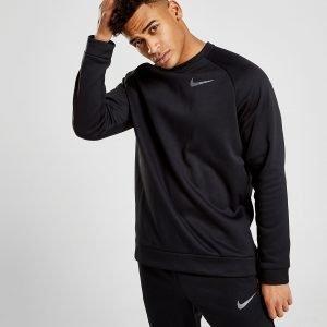 Nike Training Crew Sweatshirt Musta