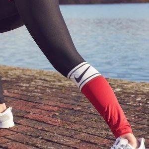Nike Training Power Colourblock Tights Musta