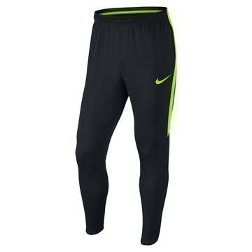 Nike Treenihousut Dry Squad Musta/Vihreä