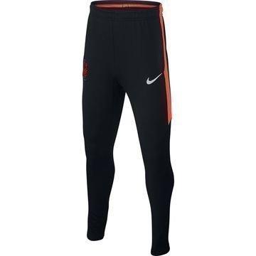 Nike Treenihousut Neymar Jr. Dry Squad Musta/Oranssi Lapset