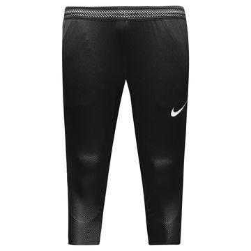 Nike Treenihousut Strike 3/4 Musta/Valkoinen
