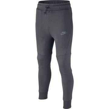 Nike Treenihousut Tech Fleece Harmaa/Musta Lapset