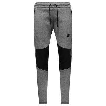 Nike Treenihousut Tech Fleece Harmaa/Musta