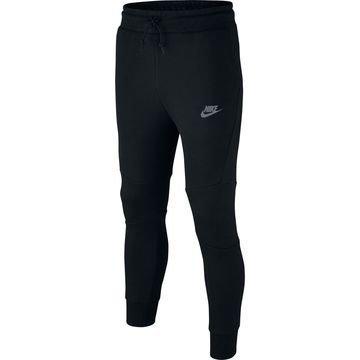 Nike Treenihousut Tech Fleece Musta/Harmaa Lapset