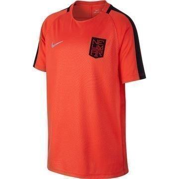 Nike Treenipaita Dry Squad Neymar Jr. Oranssi/Musta Lapset