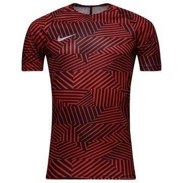 Nike Treenipaita Dry Squad Punainen/Musta