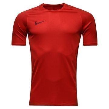 Nike Treenipaita Dry Top Punainen/Viininpunainen