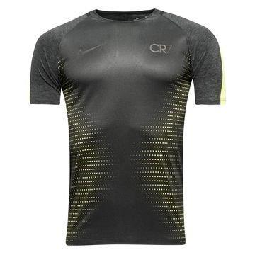 Nike Treenipaita Dry Top Squad CR7 Chapter 3 Musta/Neon Lapset