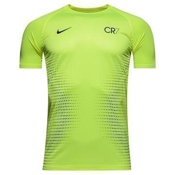 Nike Treenipaita Dry Top Squad CR7 Chapter 3 Neon/Vihreä Lapset