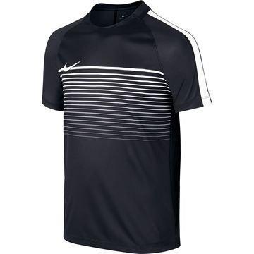 Nike Treenipaita Dry Top Squad Musta/Valkoinen Lapset