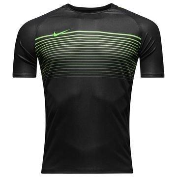 Nike Treenipaita Dry Top Squad Musta/Vihreä Lapset