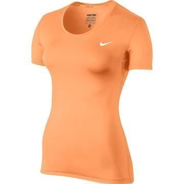 Nike Treenipaita Pro Cool Oranssi Naiset