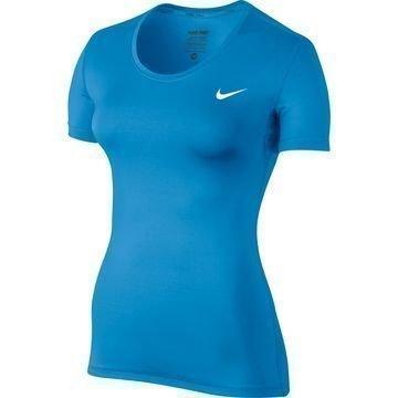 Nike Treenipaita Pro Cool Sininen Naiset