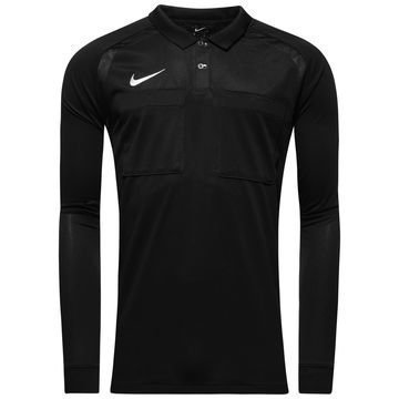 Nike Tuomari Paita L/S Musta
