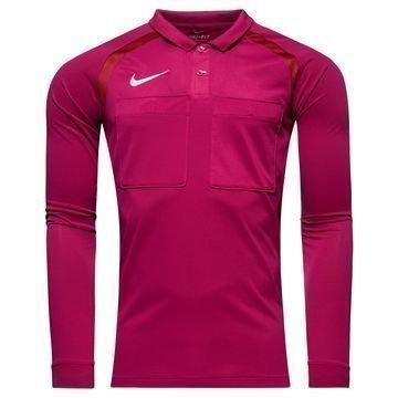 Nike Tuomarin paita L/S Violetti/Viininpunainen