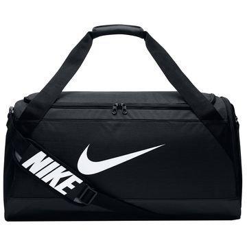 Nike Urheilulaukku Brasilia Duffel M Musta/Valkoinen