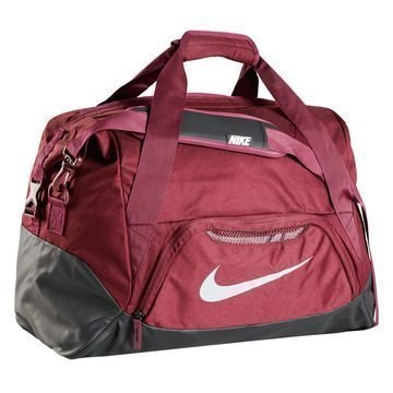 Nike Urheilulaukku FB Shield Duffel Viininpunainen