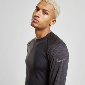 Nike Utility Therma Long Sleeve T-Shirt Musta