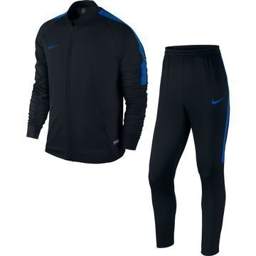 Nike Verryttelyasu Dry Musta/Sininen
