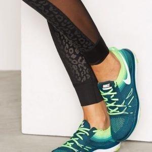 Nike W Nike Free Tr Focus Flyknit Treenikengät Turkoosi