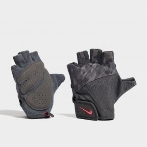Nike Women's Elemental Fitness Gloves Harmaa