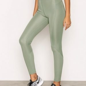 Nly Sport High Waist Basic Tights Treenitrikoot Khaki