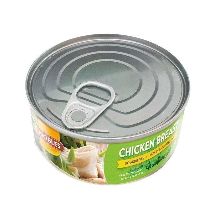 Nobles Chicken Breast 116 g Oil
