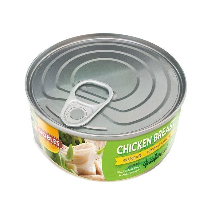 Nobles Chicken Breast 116 g Oil/Vinegar
