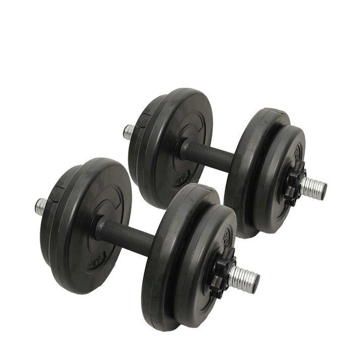 Nordic Vinyl Dumbbell Set 2x7