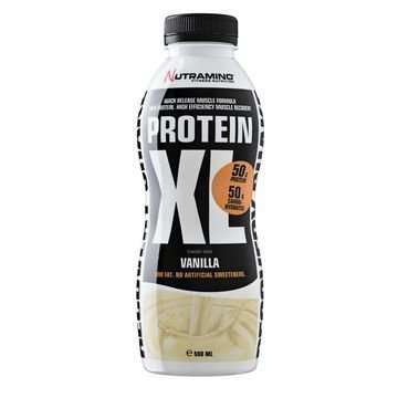 Nutramino Protein XL Shake Vanilja 500 ML
