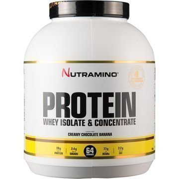 Nutramino Whey Isolate Protein Creamy Chocolate/Banana 1
